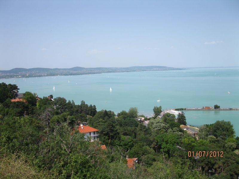 Tihany_view_to__Fured