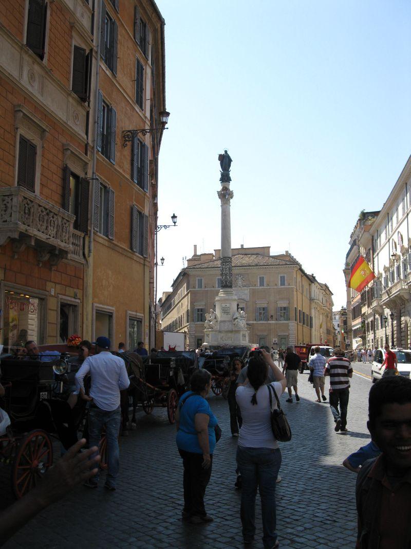 spanische botschaft rom