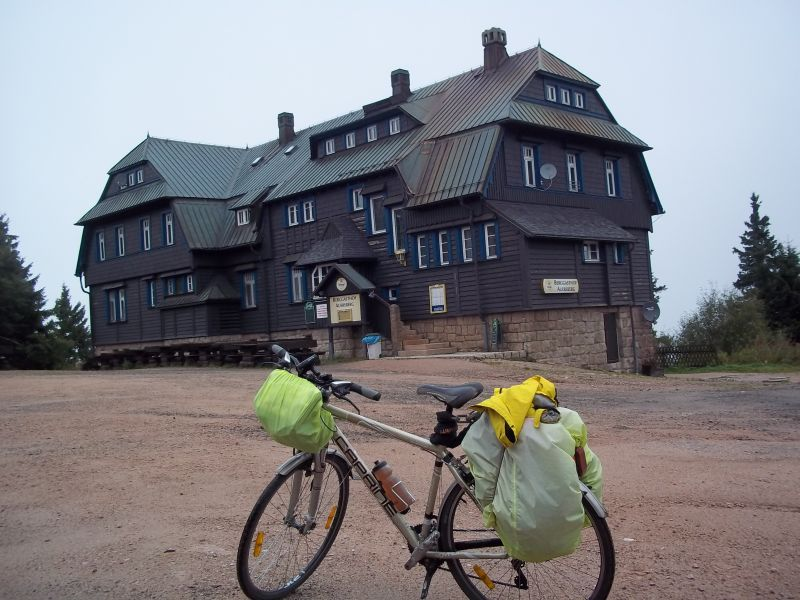 Auersberg bicycle touring partner wanted