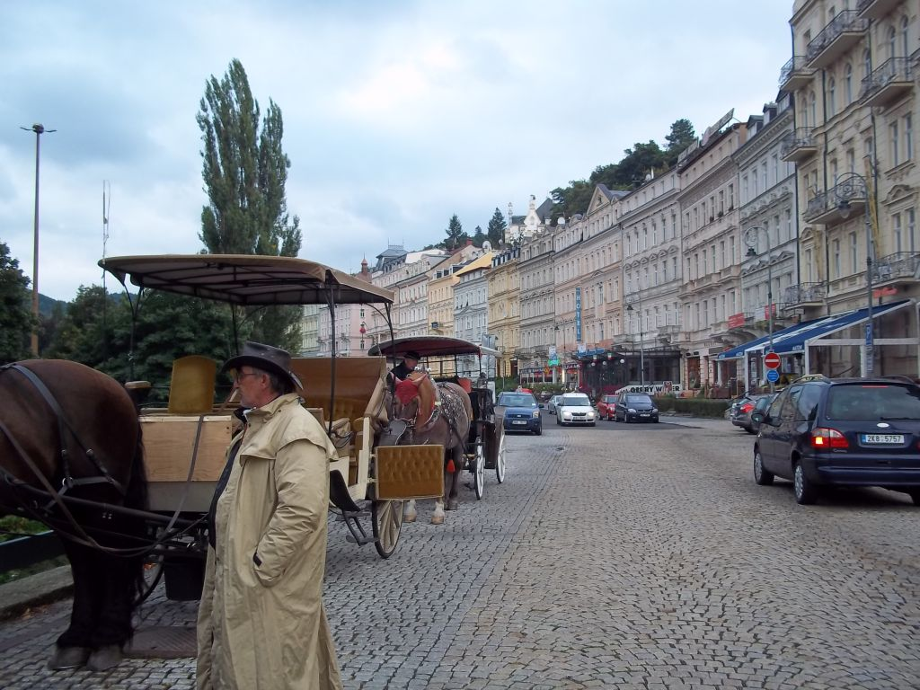 Karlovy Vary bicycle touring partner wanted