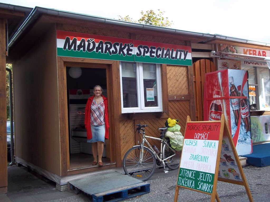 Hungarian specialities in Karlovy Vary bicycle touring partner wanted