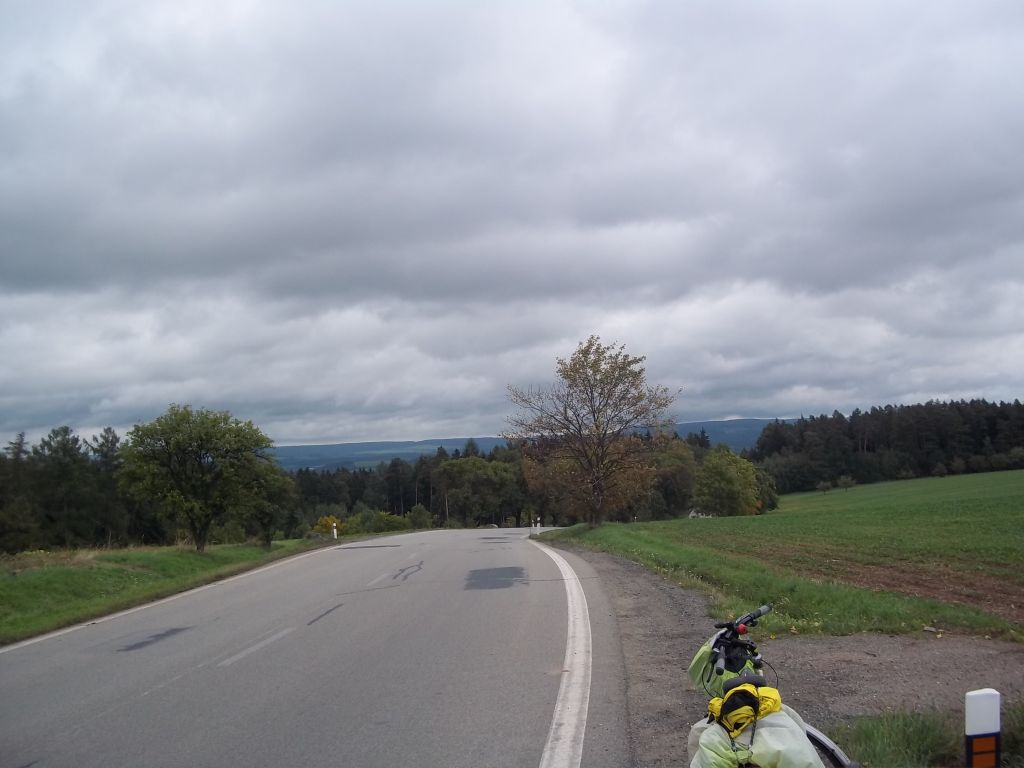 Moravia-Virchovina,cycling tour partner wanted