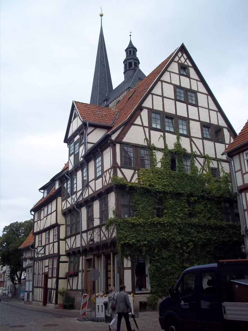 Quedlinburg tour cycling partner wanted