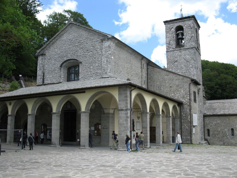Sanctuario_della_Verna_church