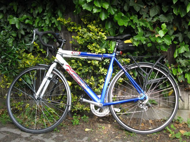 my new bicycle,tour partner wanted